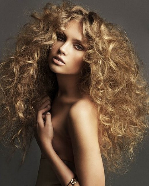 Best ideas about Easy Hairstyles For Thick Curly Hair . Save or Pin easy curly hairstyles for long thick hair – o Haircare Now.