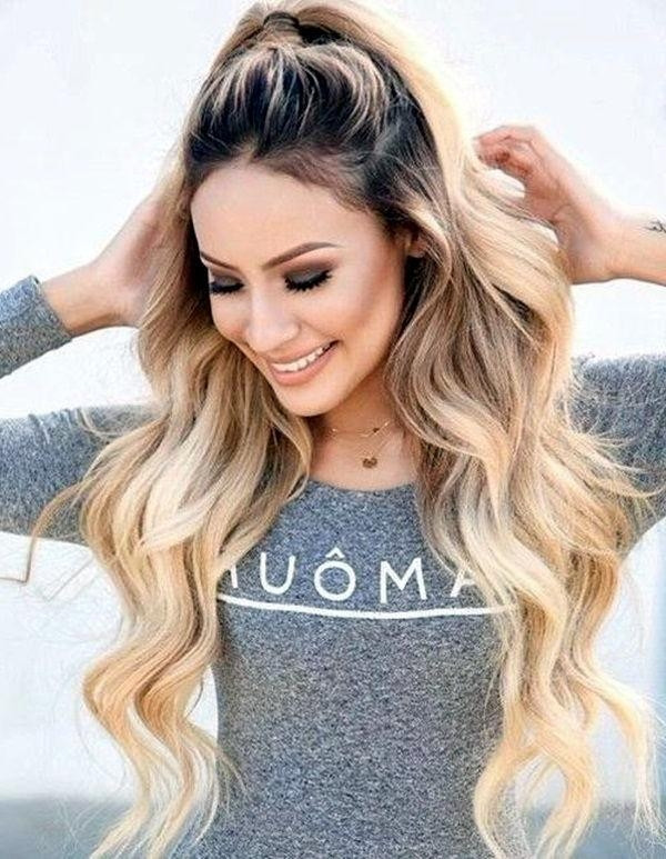 Best ideas about Easy Hairstyles For Thick Curly Hair . Save or Pin Easy Hairstyles For Long Thick Wavy Hair HairStyles Now.