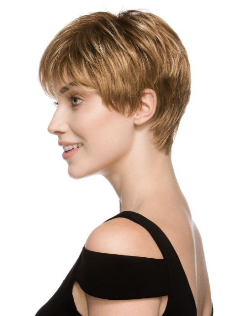 Easy Hairstyles For Thick Hair  16 Short Hairstyles for Thick Hair