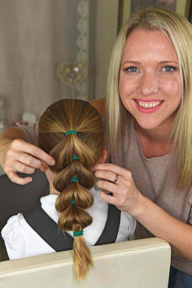 Easy Hairstyles That Kids Can Do  25 best ideas about Easy school hairstyles on Pinterest