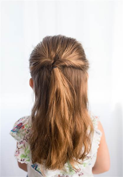 Easy Hairstyles That Kids Can Do  Easy hairstyles for girls that you can create in minutes