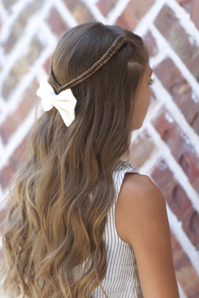 Easy Hairstyles To Do For School  40 Quick and Easy Back to School Hairstyles for Girls