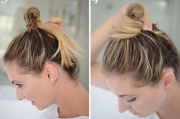 Easy Hairstyles To Do For School  Super Easy Hairstyles For Back To School HairStyles