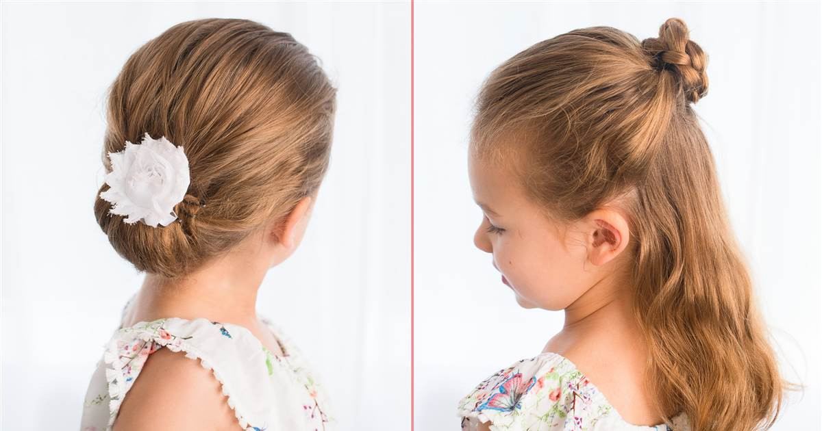 Easy Hairstyles To Do For School  Easy hairstyles for girls that you can create in minutes