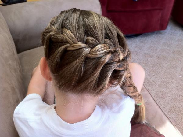 Easy Hairstyles To Do For School  50 Cutest Easy To Do School Girl Hairstyles – HairstyleCamp