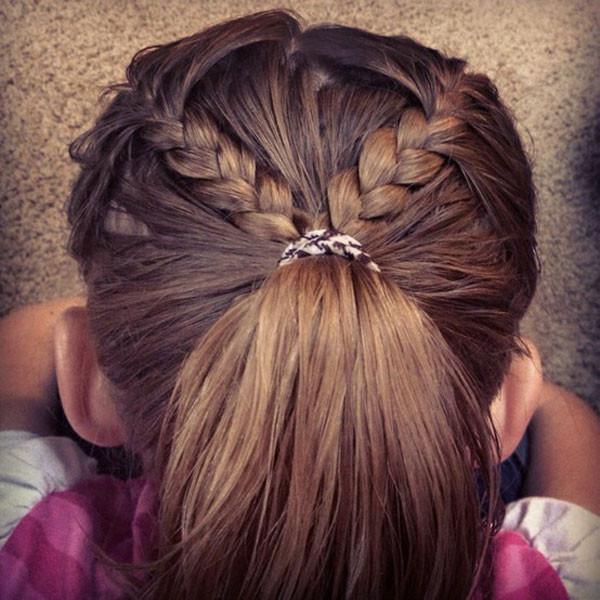 Easy Kid Hairstyles  Cool Fun & Unique Kids Braid Designs