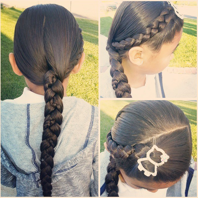 Easy Kid Hairstyles  Simple and Quick Hair Style Ideas for Kids