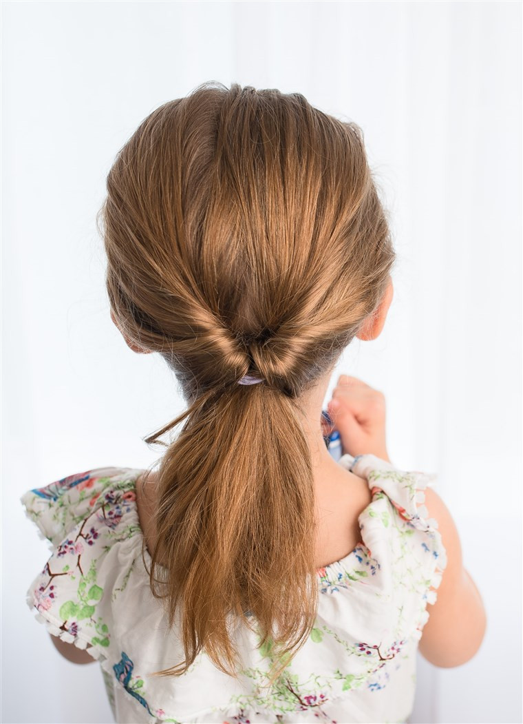 Easy Kid Hairstyles  Easy hairstyles for girls that you can create in minutes
