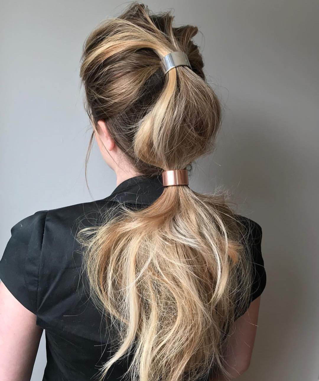 Easy Ponytail Hairstyle  10 Tren st Ponytail Hairstyles for Long Hair 2018 Easy