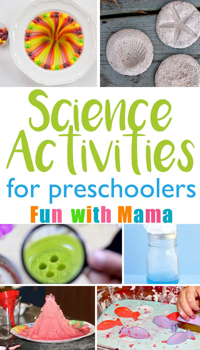 Easy Projects For Preschoolers  Super Fun & Easy Science Activities That Kids Will Love