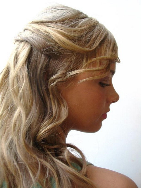 Easy Prom Hairstyles  Easy to do prom hairstyles