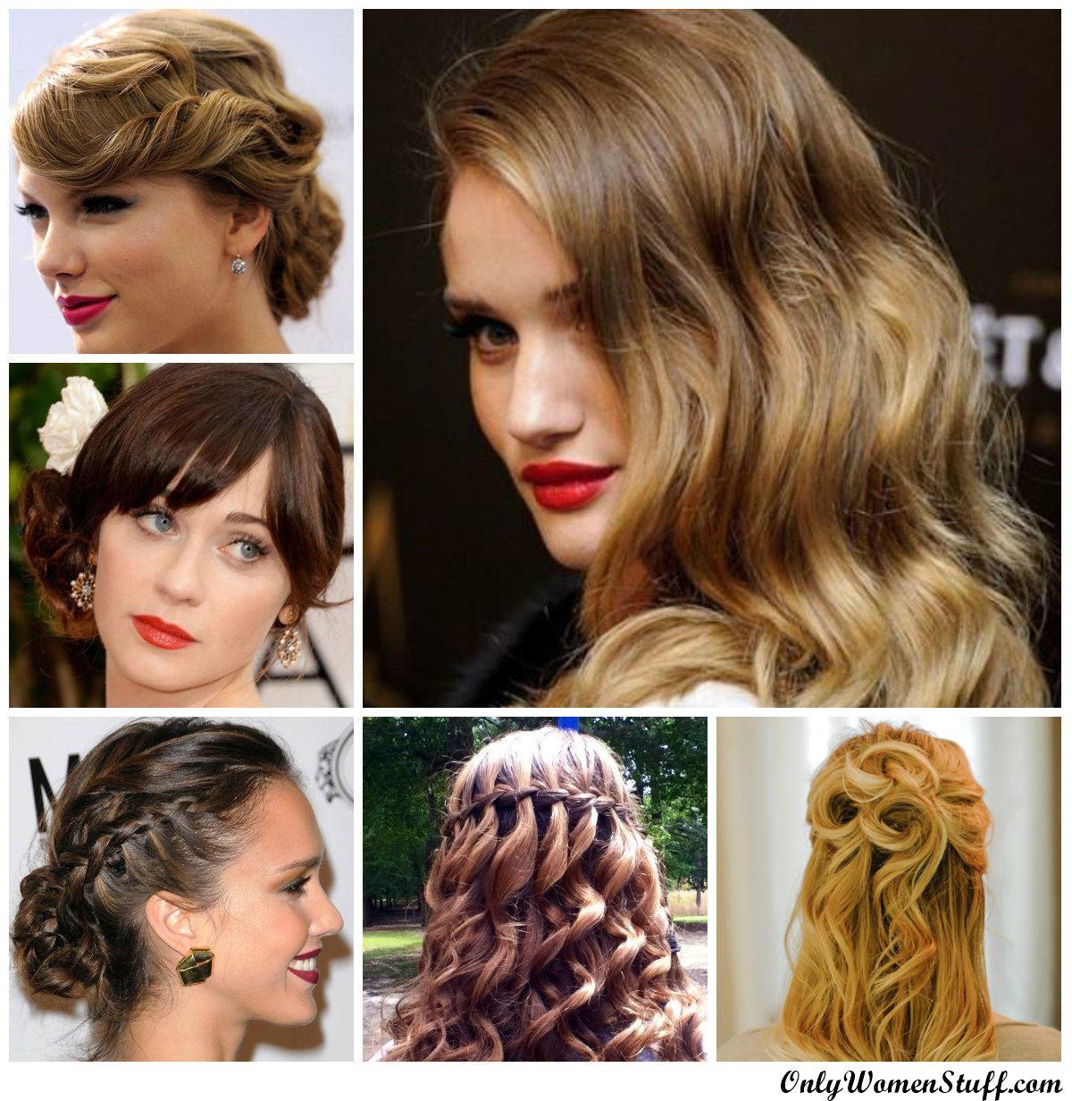 Easy Prom Hairstyles  50 Easy Prom Hairstyles & Updos Ideas Step by Step