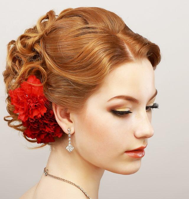Easy Prom Hairstyles  16 Easy Prom Hairstyles for Short and Medium Length Hair