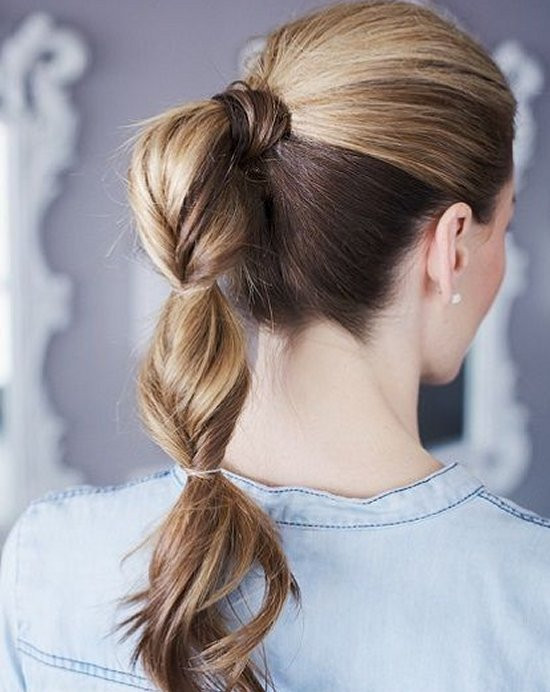 Best ideas about Easy Summer Hairstyles . Save or Pin 13 Easy Summer Hairstyles Your Inner Mermaid Will Love Now.
