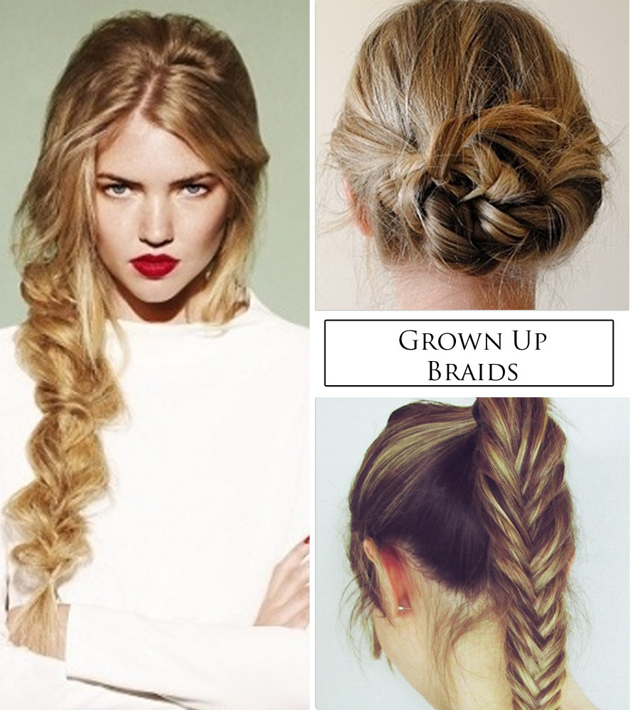 Best ideas about Easy Summer Hairstyles . Save or Pin Easy summer updos for long hair Now.