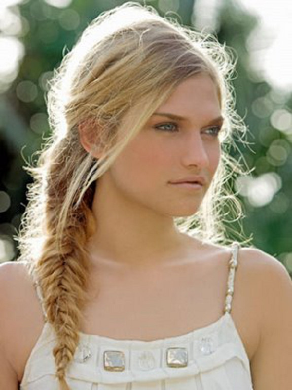 Best ideas about Easy Summer Hairstyles . Save or Pin Simple Summer Hairstyles Women Hairstyles Now.