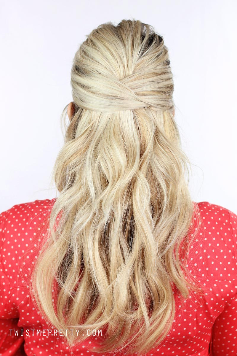 Best ideas about Easy Summer Hairstyles . Save or Pin 3 EASY Summer Hairstyles Twist Me Pretty Now.
