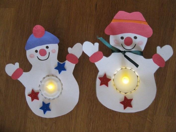 Easy Winter Crafts For Preschoolers  easy winter crafts for preschoolers