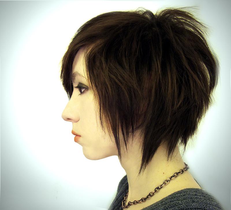 Edgy Bob Haircuts  Bob Hairstyle 2012