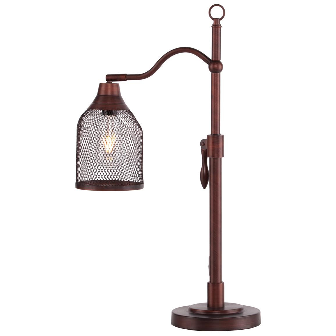 Best ideas about Edison Desk Lamp . Save or Pin Rigby Table Lamp Edison Bulb Lighting at Now.