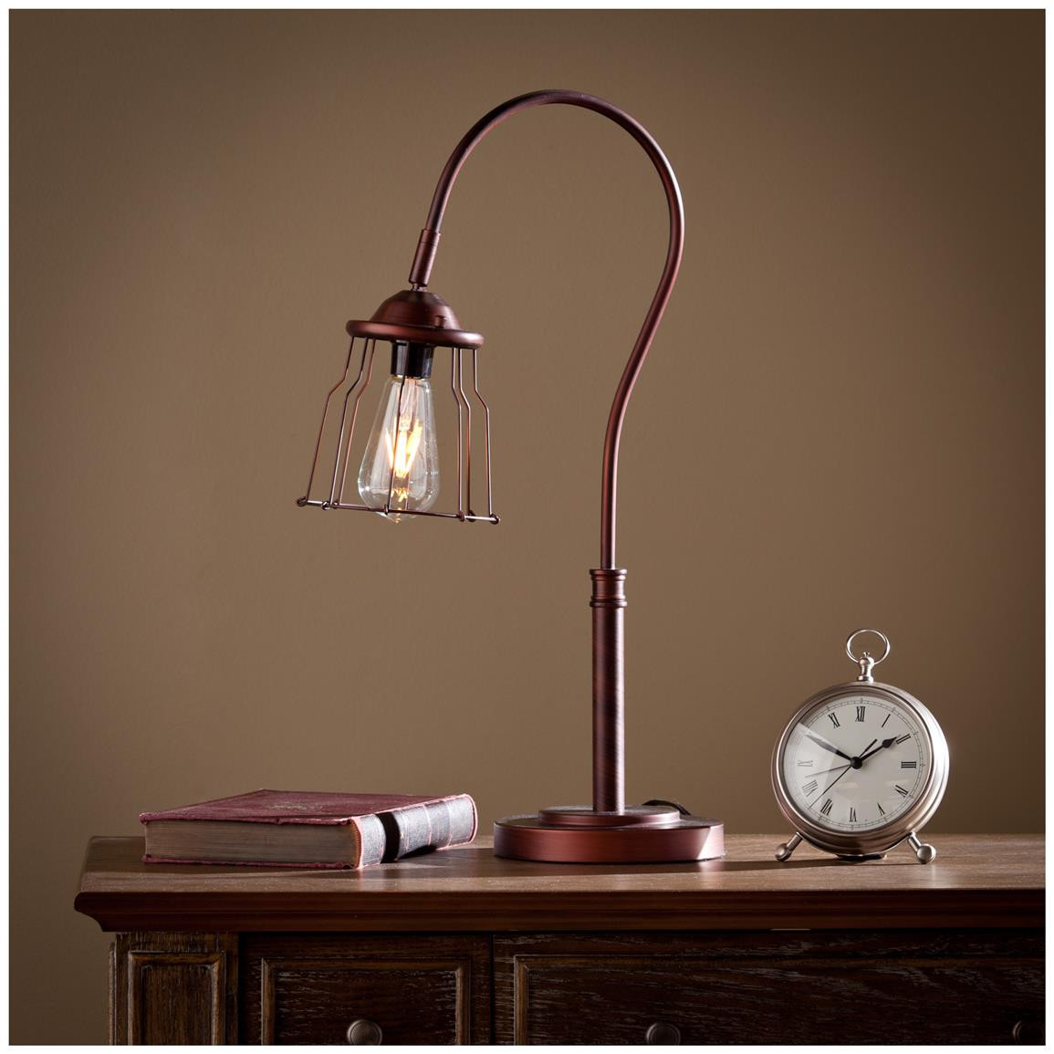 Best ideas about Edison Desk Lamp . Save or Pin Ogden Table Lamp Edison Bulb Lighting at Now.