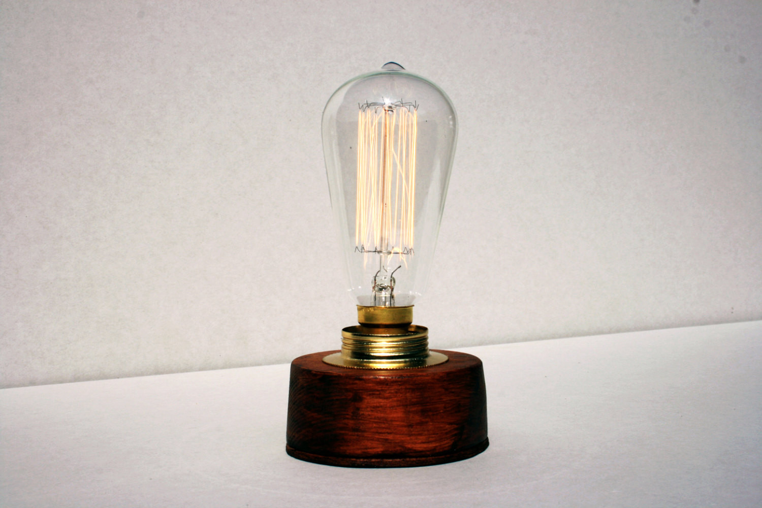 Best ideas about Edison Desk Lamp . Save or Pin The Edison Table Lamp Now.