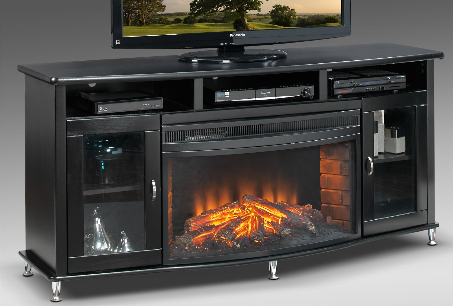 Best ideas about Electric Fireplace Tv Stands Costco . Save or Pin 15 Electric Fireplace Tv Stand Costco pilation Now.