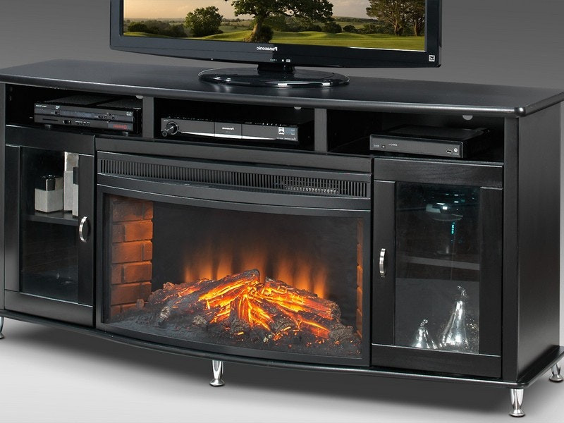 Best ideas about Electric Fireplace Tv Stands Costco . Save or Pin Costco Tv Stand With Fireplace Now.