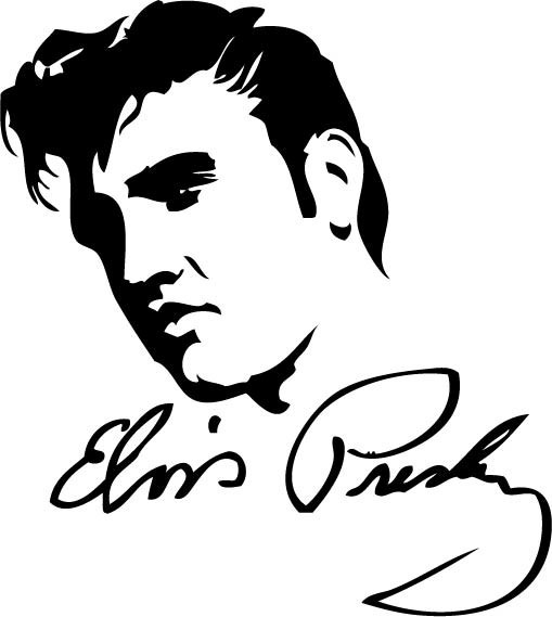 Elvis Presley Coloring Pages  Elvis Free Colouring Pages