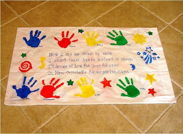 End Of The Year Crafts For Preschoolers  End of the year craft te reminder of friends they ve