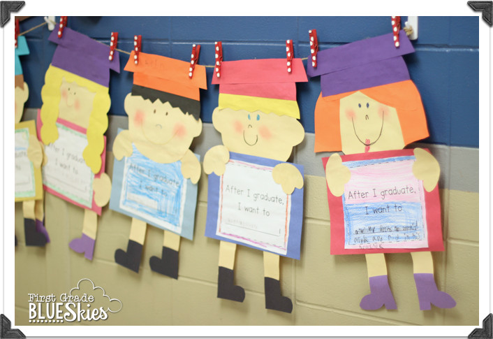 End Of The Year Crafts For Preschoolers  Graduation Craft and Activities for the End of the Year