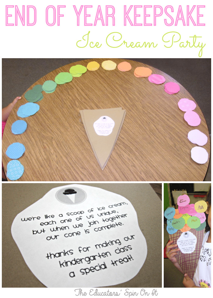 End Of The Year Crafts For Preschoolers  End of School Year Activities The Educators Spin It