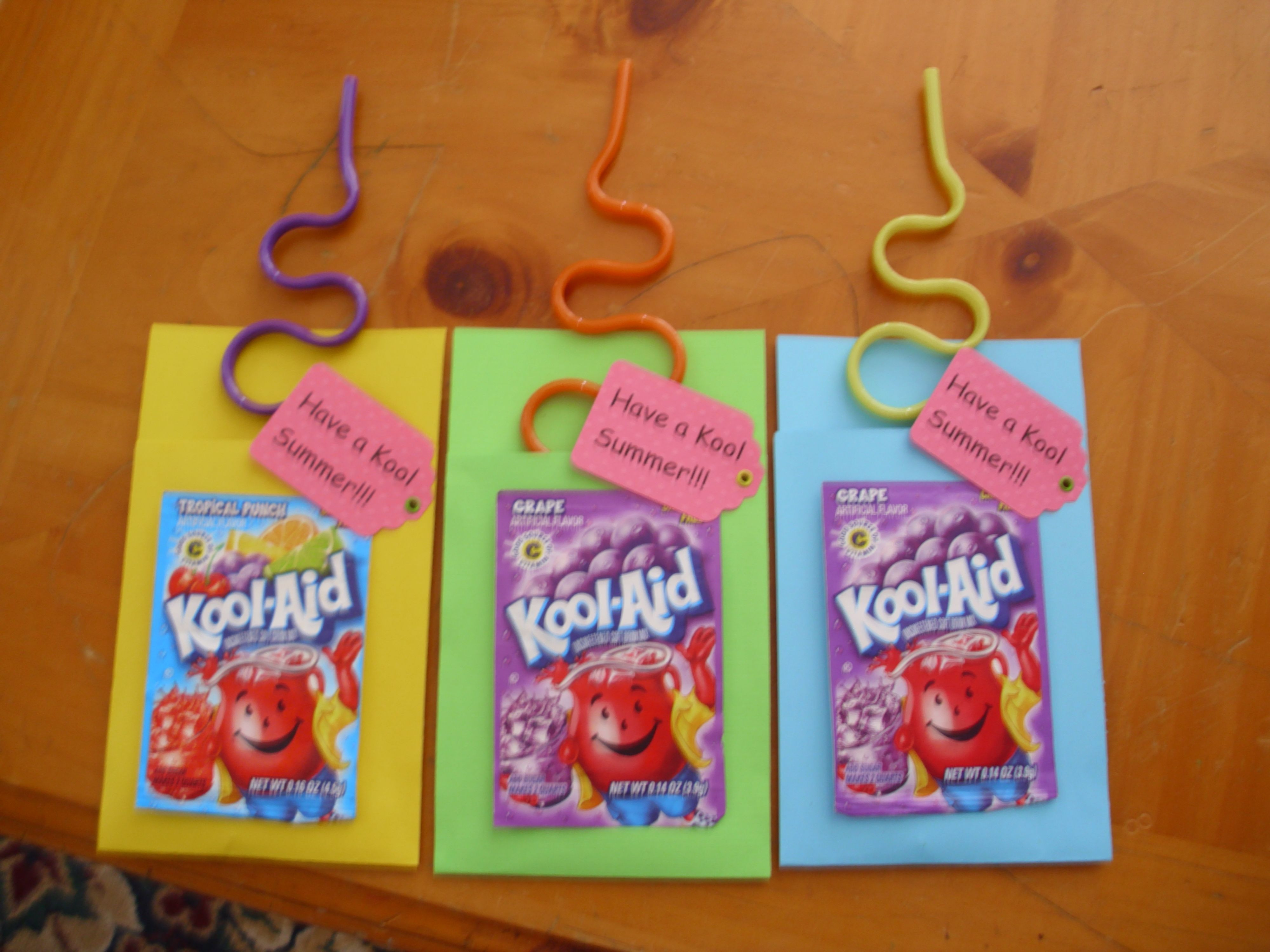 End Of The Year Crafts For Preschoolers  End of School Year favor or Spa party craft and other