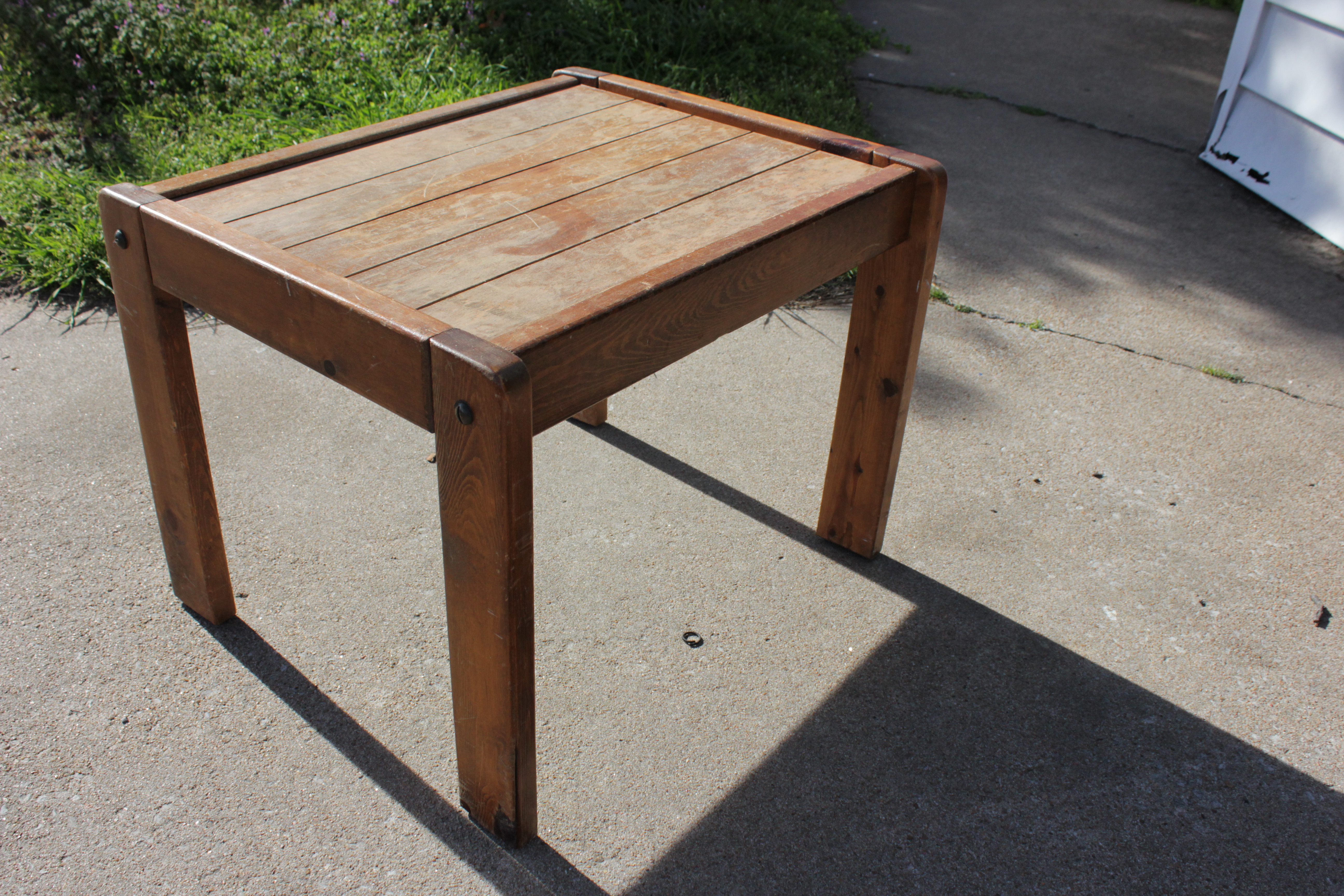 Best ideas about End Table Plans DIY . Save or Pin DIY Wood Design Cool Dummies guide to woodworking Now.