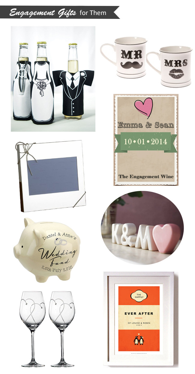 Engagement Gift Ideas For Couples  16 Gorgeous Engagement Gift Ideas
