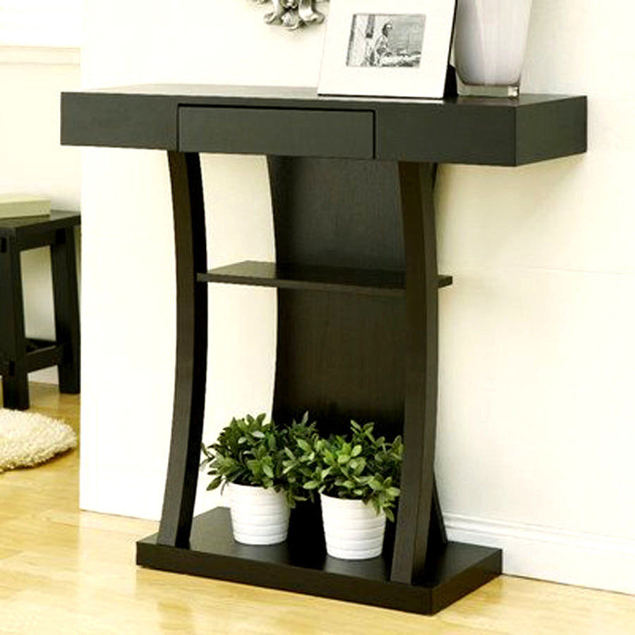 Best ideas about Entryway Console Table . Save or Pin Console Table Entryway Innovation — STABBEDINBACK Foyer Now.