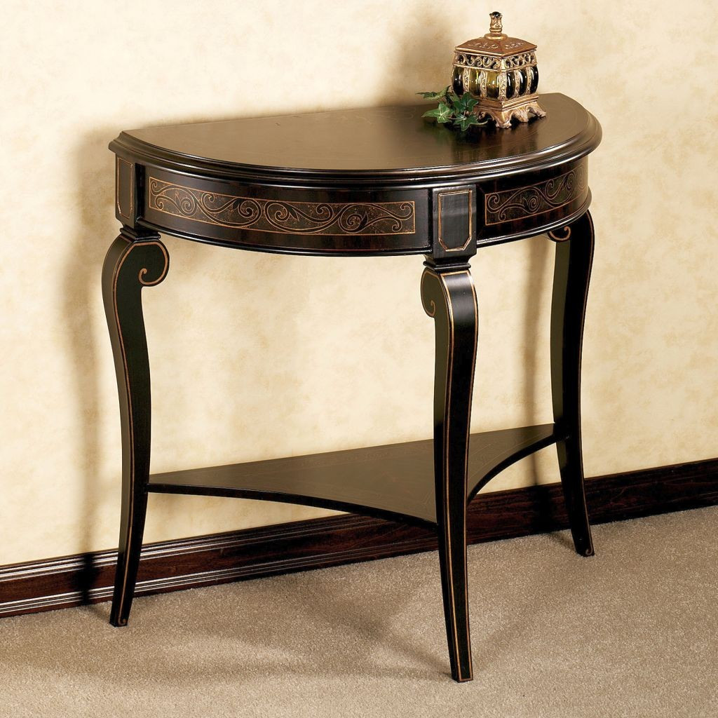 Best ideas about Entryway Console Table . Save or Pin Console Table Entryway Small — Home Design Best Choice Now.