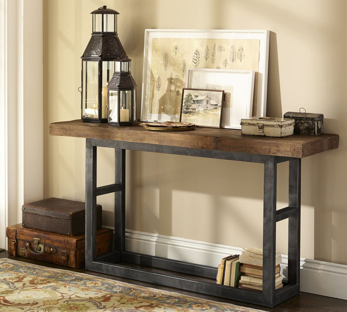 Best ideas about Entryway Console Table . Save or Pin Console Table Entryway Design — STABBEDINBACK Foyer Best Now.