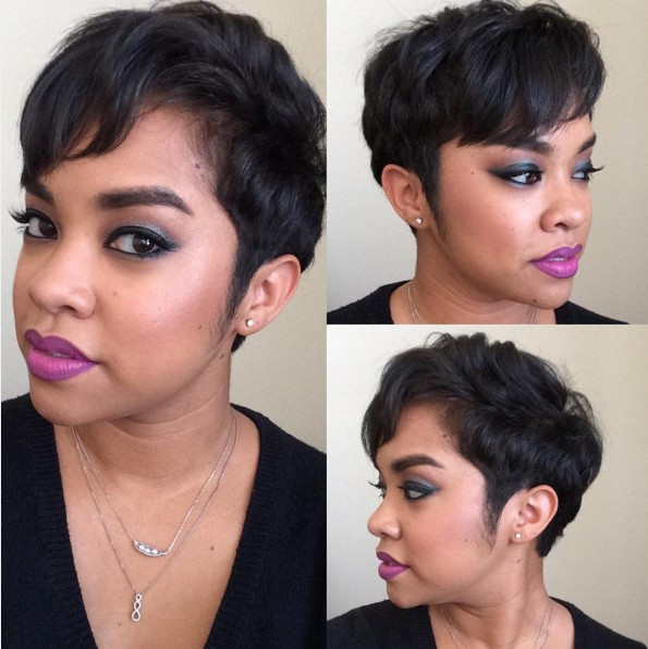 Best ideas about Everyday Hairstyles For Short Hair . Save or Pin 20 Cool Hairstyles for African American Women Pretty Designs Now.