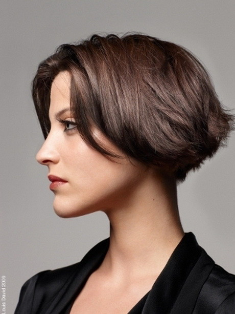 Best ideas about Everyday Hairstyles For Short Hair . Save or Pin Everyday hairstyles for short hair Now.