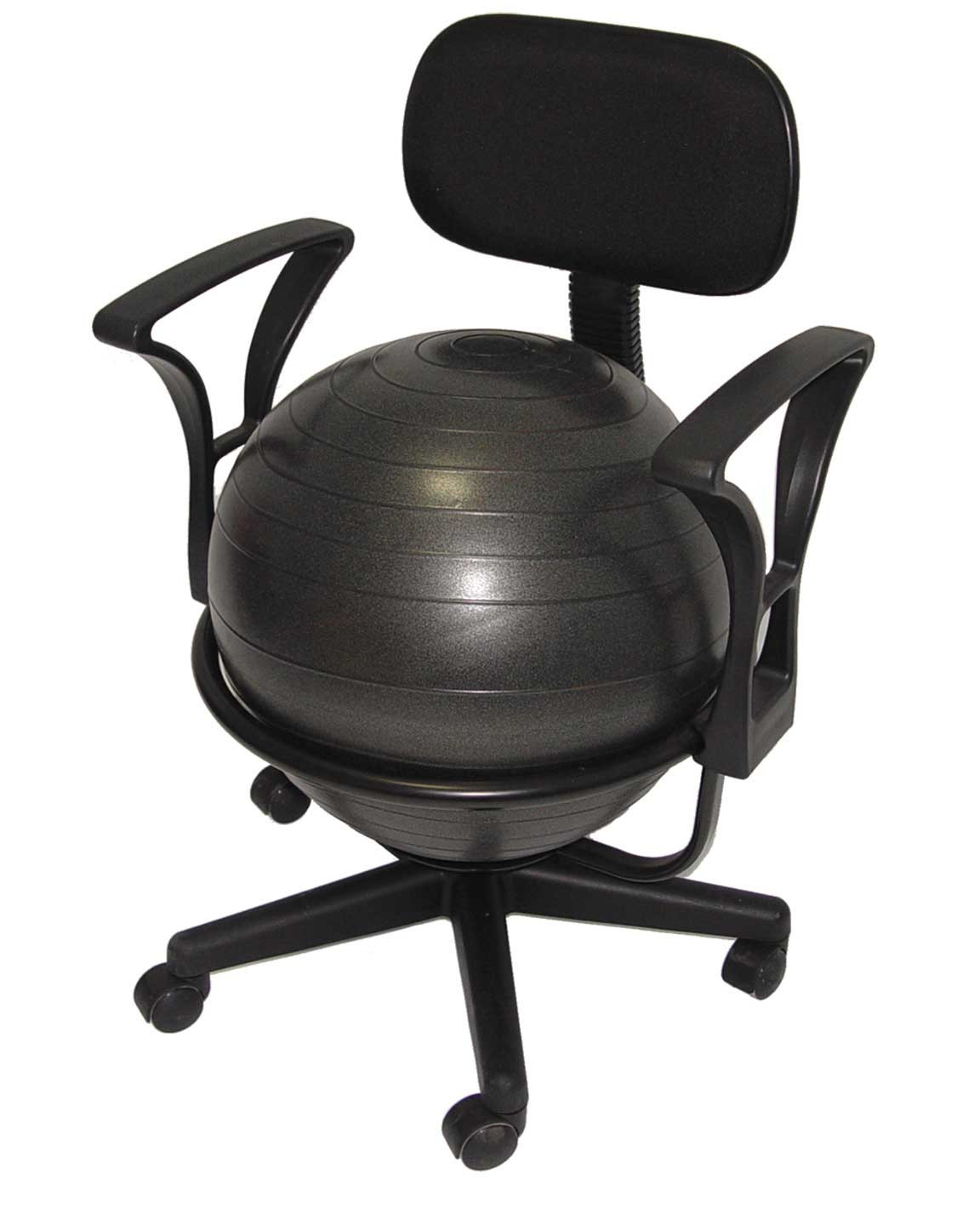 Best ideas about Exercise Ball Office Chair . Save or Pin exercise ball chair reviews Now.
