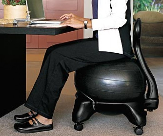 Best ideas about Exercise Ball Office Chair . Save or Pin History of the Balance Ball and Bosu Now.