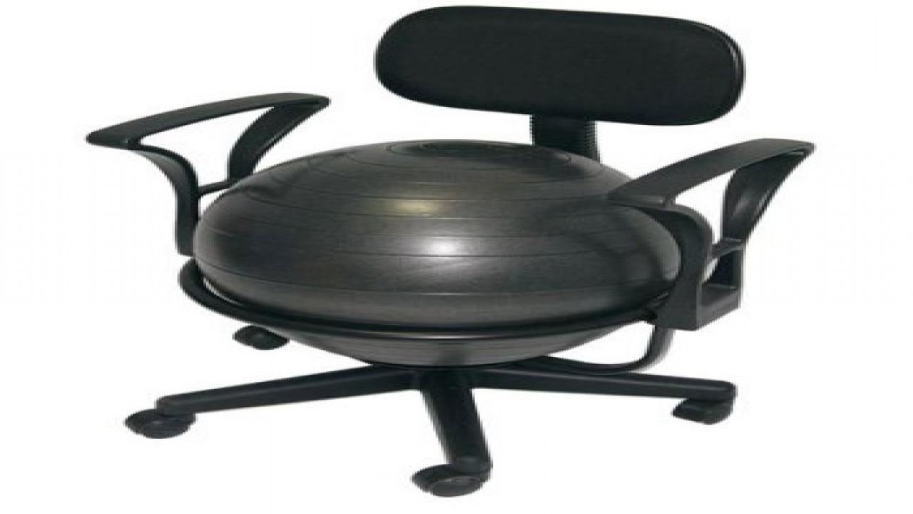 Best ideas about Exercise Ball Office Chair . Save or Pin Ergonomic work chairs stability ball chair exercise ball Now.