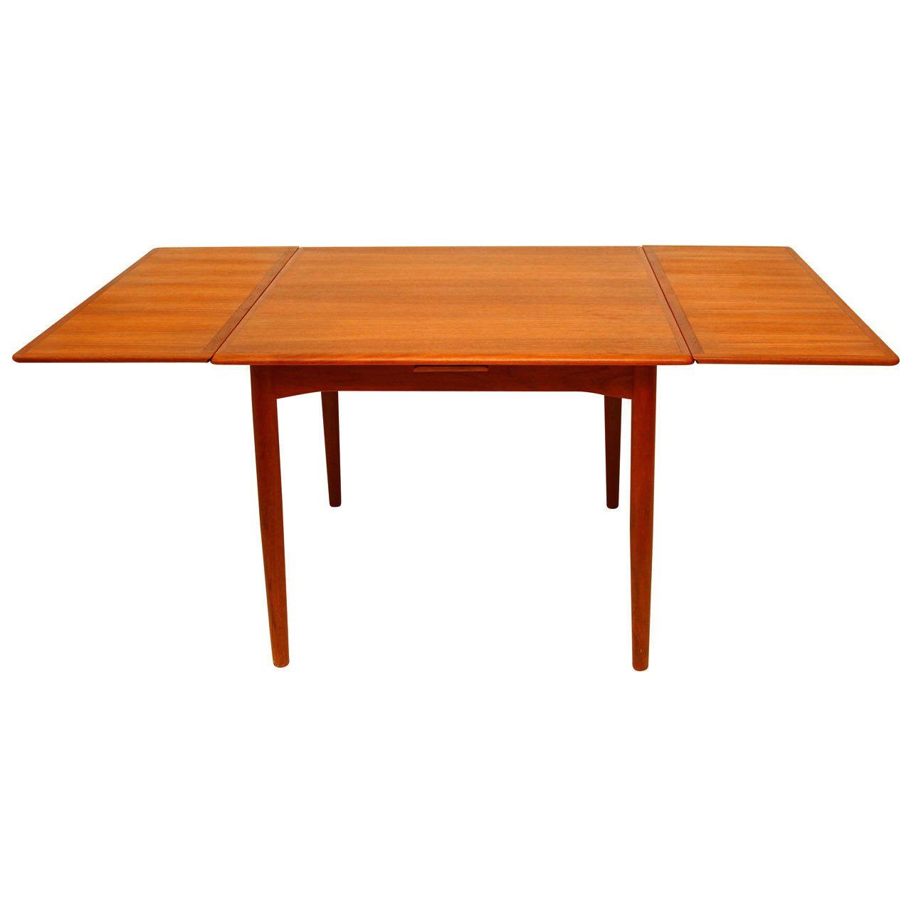 Best ideas about Extension Dining Table . Save or Pin Extension Dining Table Teak Danish Modern at 1stdibs Now.