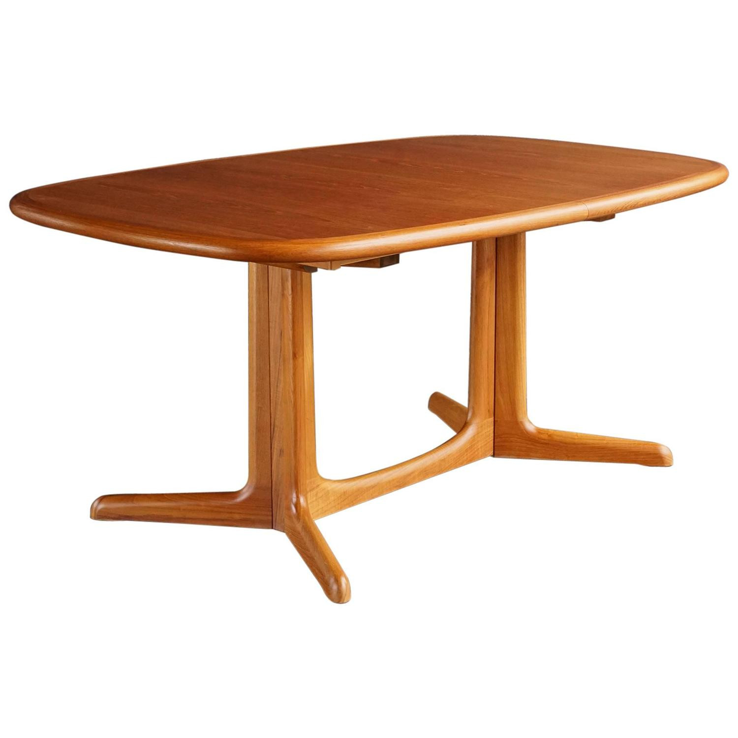 Best ideas about Extension Dining Table . Save or Pin Danish Extension Dining Table at 1stdibs Now.