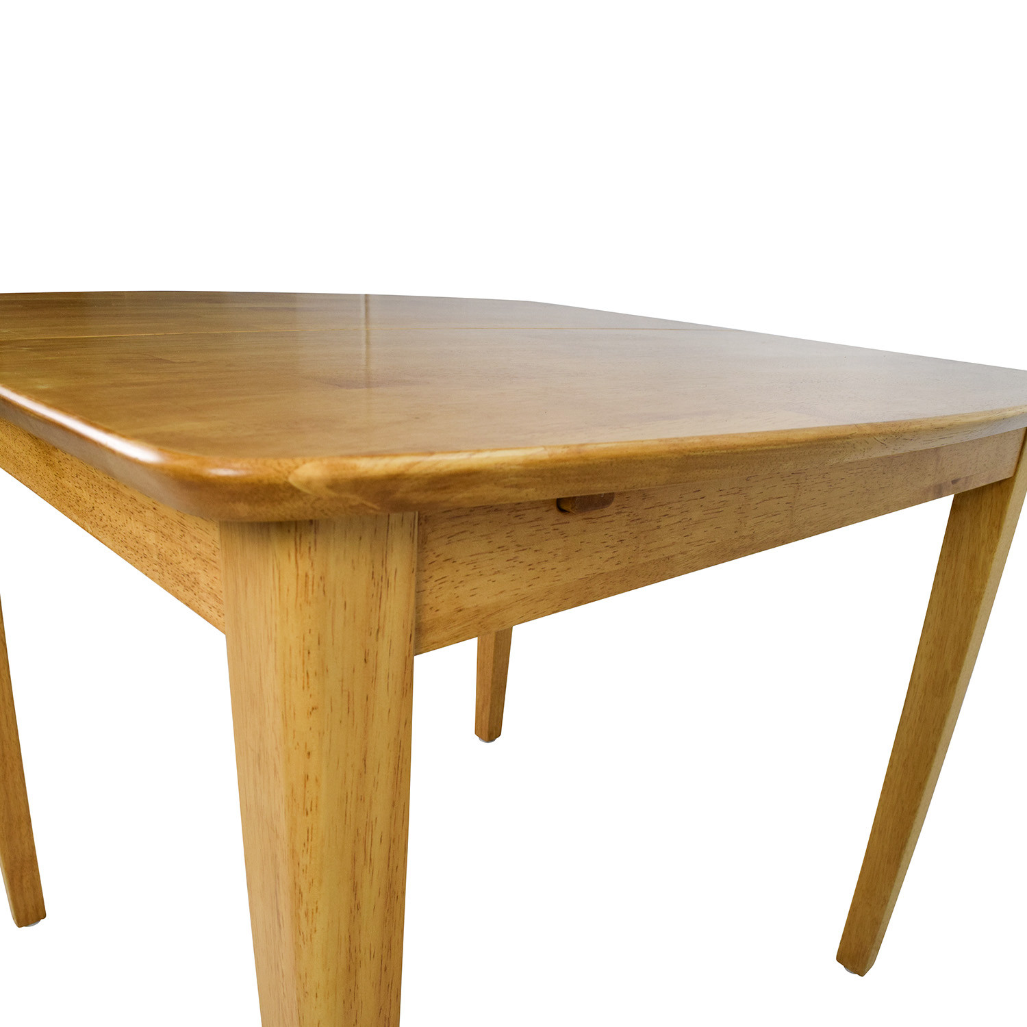 Best ideas about Extension Dining Table . Save or Pin OFF Unknown Solid Wood Extension Dining Table Tables Now.