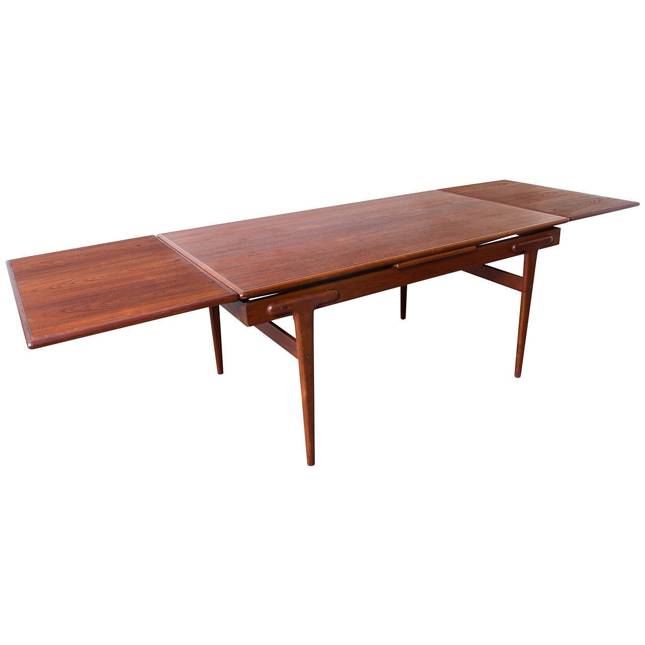 Best ideas about Extension Dining Table . Save or Pin Danish Teak Extension Dining Table For Sale at 1stdibs Now.