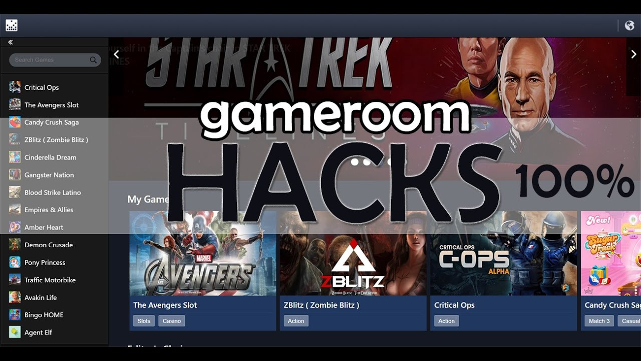 Best ideas about Facebook Game Room Download . Save or Pin GameRoom Hack How to use Cheat Engine for unlimited Now.