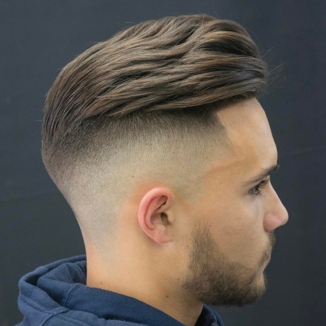 Faded Undercut Hairstyle  30 Ultra Cool High Fade Haircuts for Men