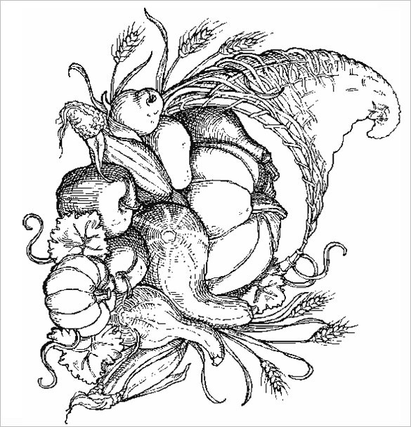 Fall Coloring Pages  20 Autumn Coloring Pages Free Word PDF JPEG PNG